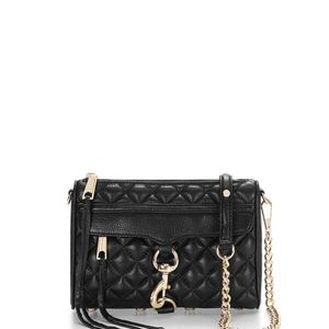 Quilted Mini M.A.C Crossbody